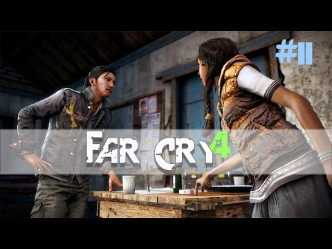 Far Cry 4 - Köpek | Bölüm #11