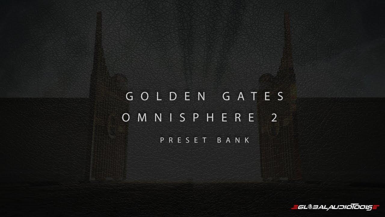 Golden Gates Omnisphere 2 Preset Bank
