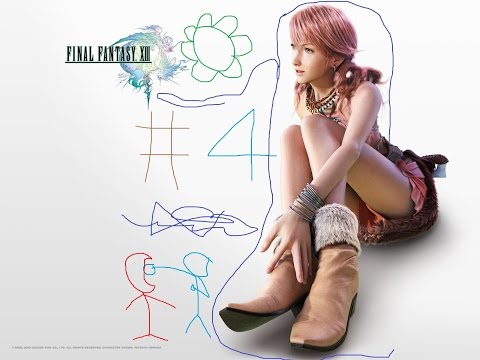 FINAL FANTASY XIII NO.4 by [HeartBreaker]