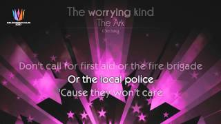 "[2007] The Ark - ""The worrying kind"""