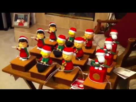 2011 Wireless Peanuts Band - Charlie Brown Christmas Orchestra ...