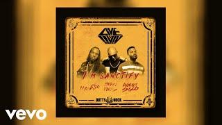 Agent Sasco, Sean Paul, Mavado - I'm Sanctify (Remix) (Official Audio)