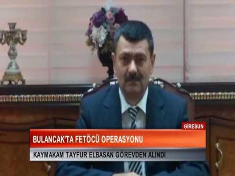 Kanal G - Darbe Girişimi - Giresun Bulancak'ta Kaymakam Görevden Alındı