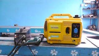 видео Что такое инверторные генераторы