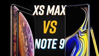 So sánh nhanh iPhone Xs Max và Galaxy Note 9: camera có như quảng cáo