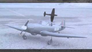 EASYTIGER MODELS BOULTON PAUL DEFIANT R/C MODEL AIRCRAFT