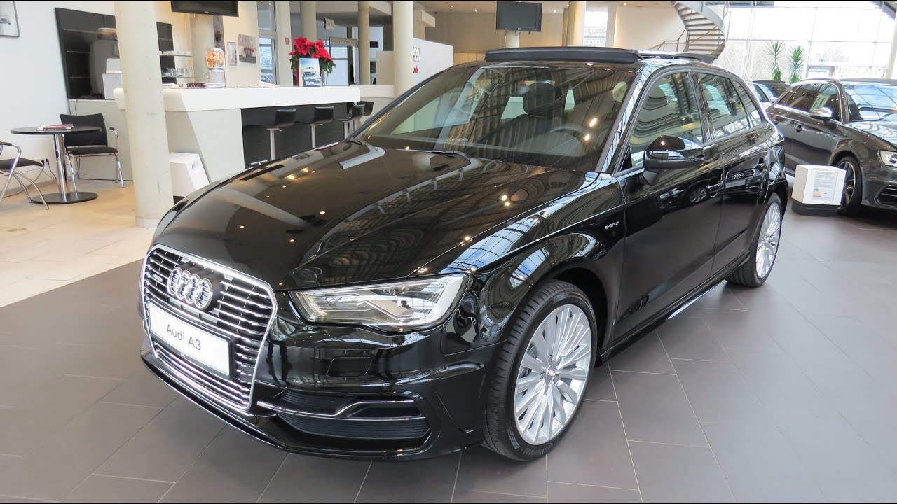 2015 audi a3 sportback e tron ambition 1 4 tfsi s tronic youtube. Black Bedroom Furniture Sets. Home Design Ideas