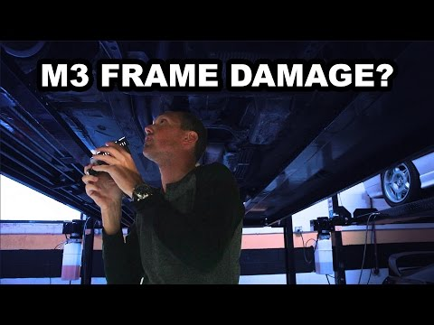 M3 Frame Damage?