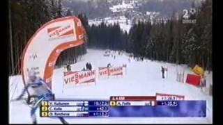 Charlotte Kalla - Tour de Ski 2007/08 - Etapp 8, Final Climb (2 av 3)
