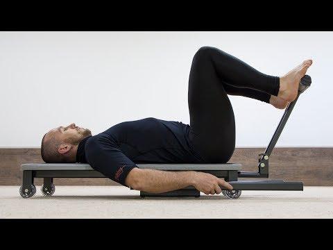 Избавляемся от остеохондроза и межпозвонковой грыжи ⚡ Тренажёр для спины MAST