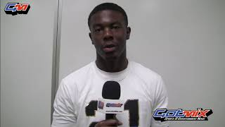 (TX) Daniel Jackson Chats With Gotmix News at Prime 21 Camp