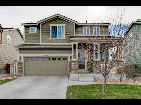 Marcyndah Cosner presents 12590 East 105th Avenue Commerce City, CO | coloradohomes.com