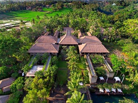 Maya Ubud Resort & Spa - Luxury Hotel in Ubud, Bali