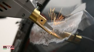 STEEL REPAIR  - How to use MWM SUPER SPOTTER Evolution