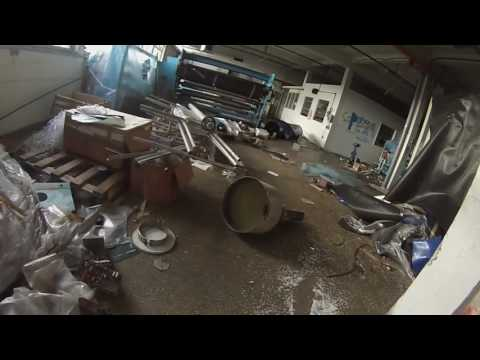Uk Uncovered: Explorations Compressed Air Factory
