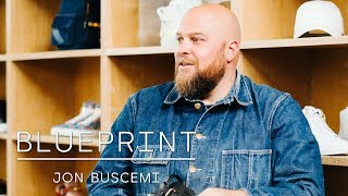 How Jon Buscemi Survived Being Sued By NIKE And Sold 100K Sneakers | Blueprint