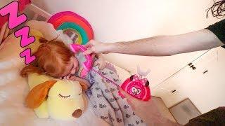 Adley Won't Wakeup!! Asleep Morning School Routine 💤