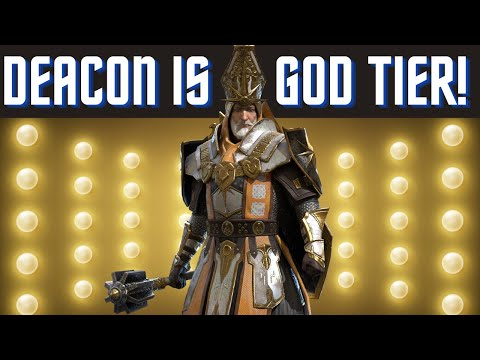 DEACON ARMSTRONG is INSANE! STUN BUILD & FULL REVIEW!
