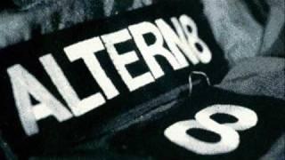 Altern 8 - Frequency (Sampul-8 Mix) (remixed by dj nex)