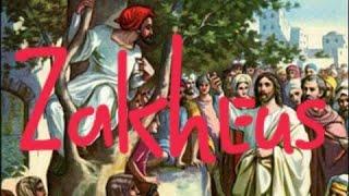 Zakheus / written by Krisman Mangapul