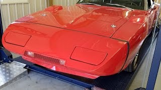 1969 Dodge Charger Daytona For sale Pre purchase evaluation Auto appraisal 800-301-3886