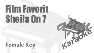 Download Lagu Sheila On 7 - Film Favorit (Female Key) Karaoke | Ayjeeme Karaoke Mp3