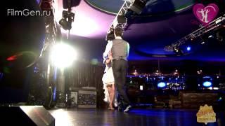 Оригинальный свадебный танец 21 века супер!! Сальса на свадьбе!/wedding salsa