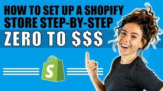 Shopify Tutorial For Beginners 2018 | How To Create A Profitable Shopify Store From Scratch