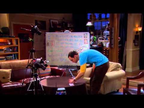The Big Bang Theory- Howard's Magic Trick Dazzles Sheldon- ALL Scenes