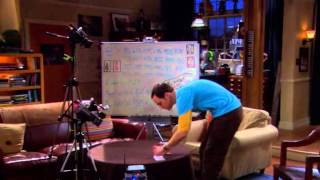 The Big Bang Theory- Howard's Magic Trick Dazzles Sheldon- ALL Scenes