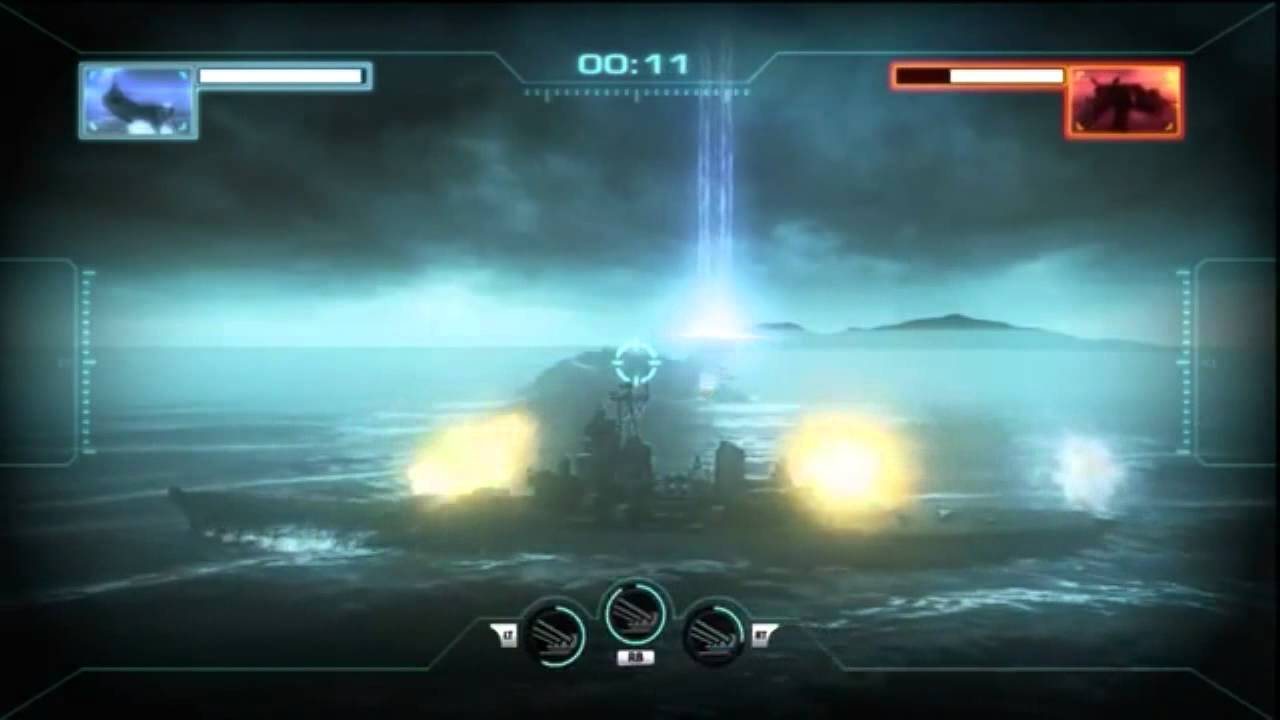 Ship Games For Xbox 360 : Battleship ending playthrough part xbox ps hd