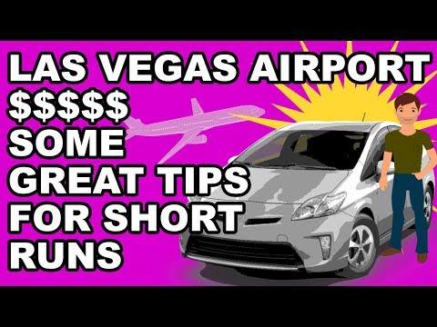 LAS VEGAS Uber Lyft Airport Tips For Short Runs