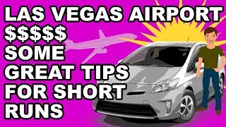 Las Vegas Rideshare Airport Tips for Drivers