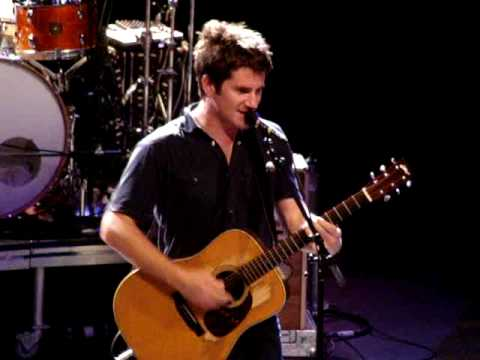 Matt Nathanson - Princess/Jessie's Girl Live at the Warfield