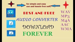 How to get a free Audio Converter