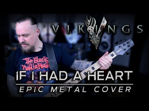 Vikings  If I Had a Heart Epic Metal   Skar Productions
