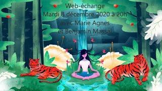Web-échange Mardi 8 décembre 2020 à 20h