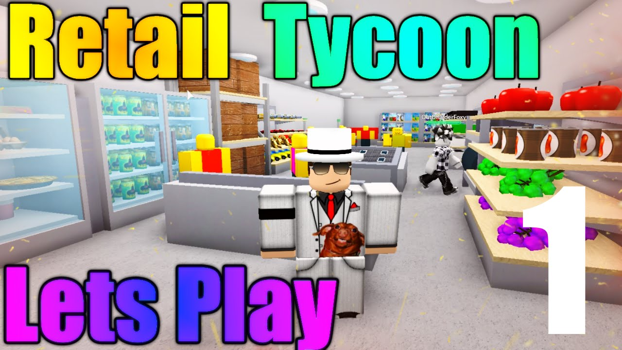 Roblox Shopping Tycoon Roblox Egg Hunting Tycoon Lets Play Ep 1 Starting Out Youtube