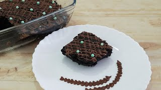 Microwave Oreo Nuttella Brownie With Less Ingredients/#Microwave Oreo Brownie by kitchen with Fatima