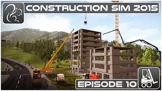 Lets Play Construction Simulator - Episode #10