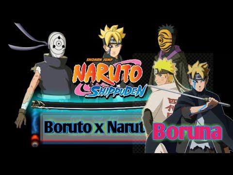 Boruna Senki! Boruto X Naruto Senki Road To Ninja! || Android Apk Download