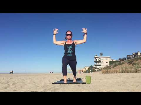 Wednesday Wisdom - Yoga for Triathletes: Peak Season Power Flow