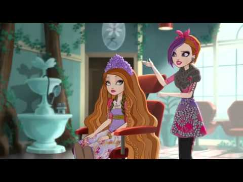 Ever After High - S02 - Episode 13 - O'Hair's Split Ends