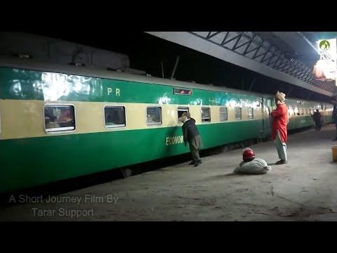 Pakistan Railway Journey Rohri To Jacobabad Travel By Train 2019