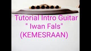 Intro gitar kemesraan IWAN FALS untuk pemula