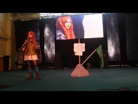 related image - Toulouse Game Show Springbreak - 2017 - Cosplay Samedi - 17 - Drakengard 3 - Four