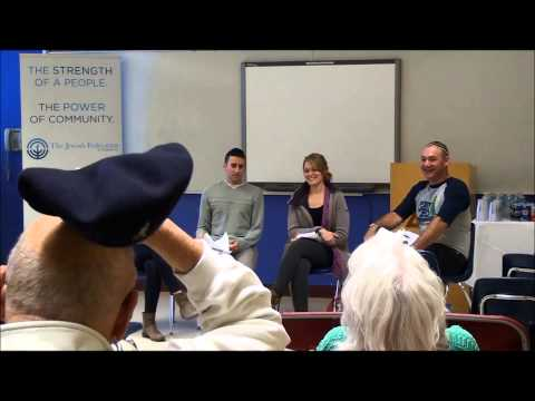 Edmonton Global Day of Jewish Learning 2014 - Experiential E