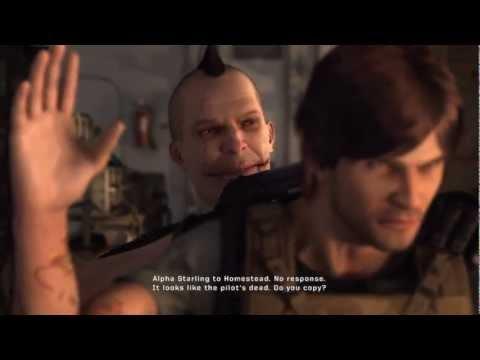 Army of Two -  Miami - Cutscenes HD