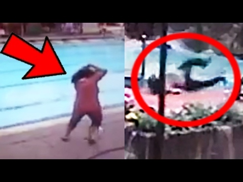 Thumbnail: 10 Earthquake Swimming Pool Moments Caught On Camera!