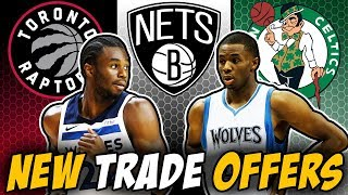 NEW Trade Offers For Andrew Wiggins